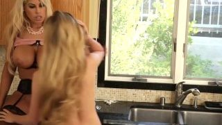 Bridgette B does Nasty Things With Step-Daughter